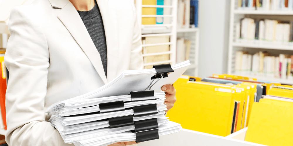 文書のライフサイクルとは?プロセスを解説